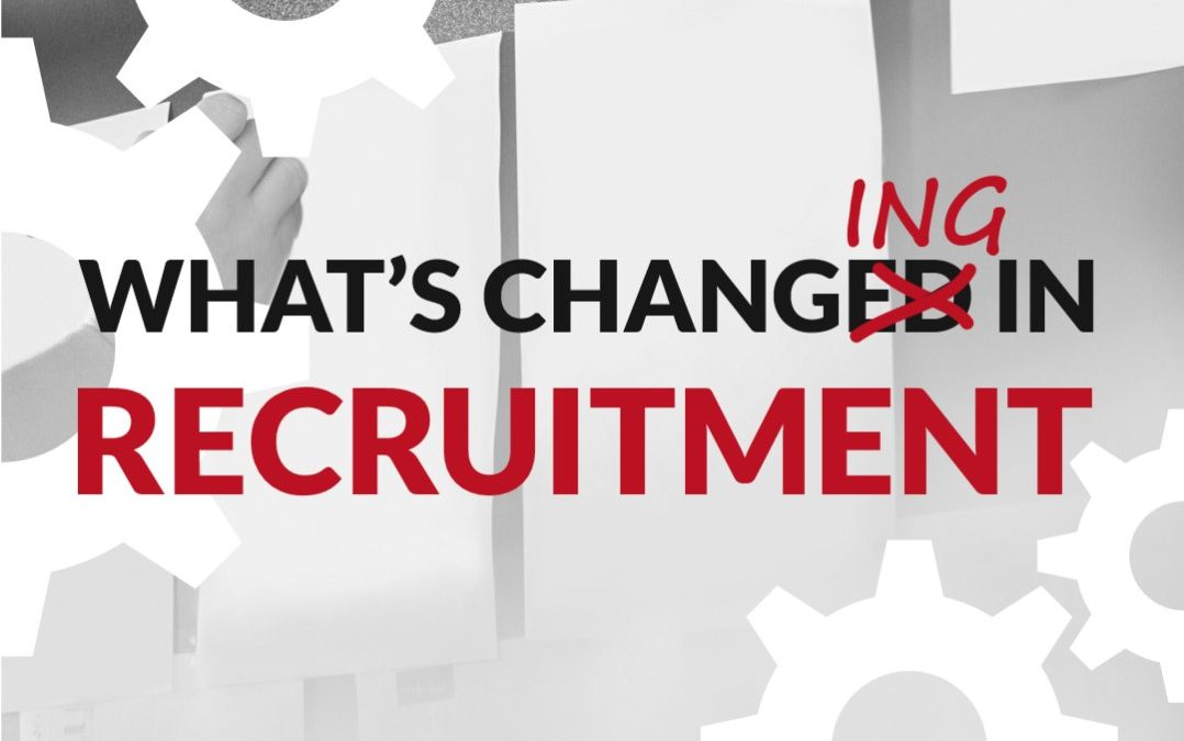 The technology changing recruitment and how we find candidates